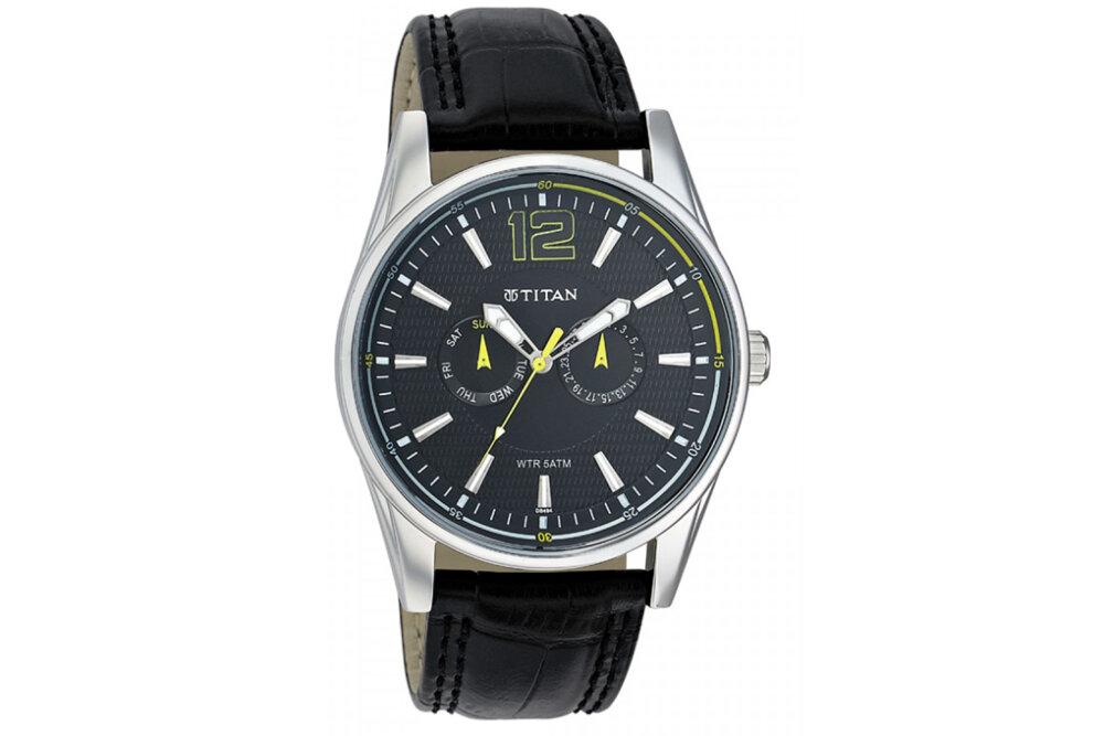 Đồng hồ nam Titan 9322SL07