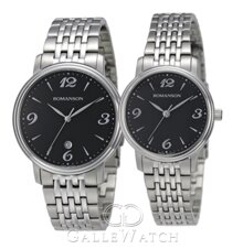 Đồng hồ nam Romanson Quartz TM4259MWBK