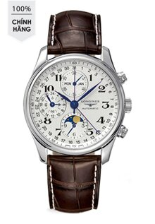 Đồng hồ Longines Master Collection Chronograph Moonphase L2.673.4.78.3