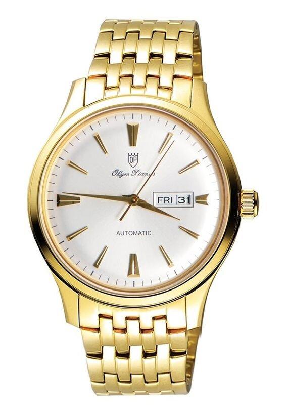 Đồng hồ nam Olym Pianus OP990-14AMK