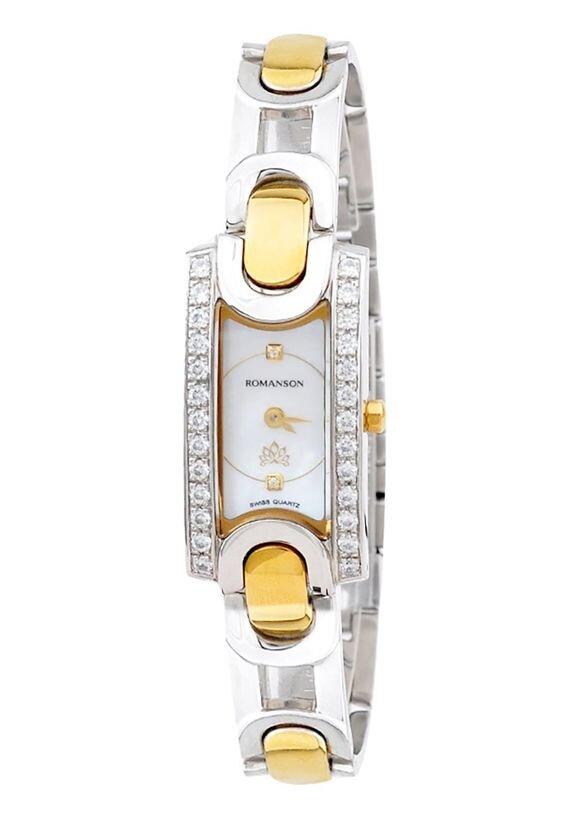Đồng hồ nữ Romanson RM5169QLCWH