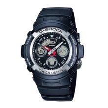 Đồng hồ nam dây resin Casio Gshock AW-591 - màu 2A, 4A