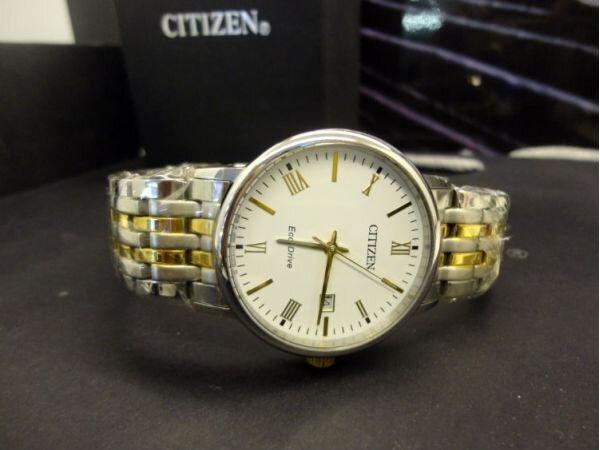Đồng hồ nam Citizen Eco-Drive BM6774-51A