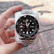 Đồng hồ Seiko NAM SKX007K2 - MẶT ĐEN