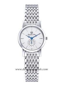 Đồng hồ nữ dây kim loại Olympia Star OPA58082LS