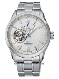Dong ho Orient Star Semi Skeleton RE-AT0003S00B