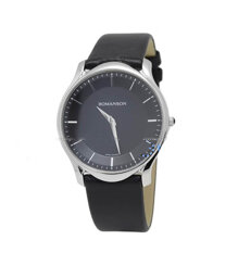 Đồng hồ nam Romanson Quartz TL2617MWBK