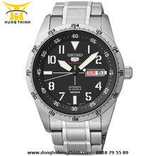Đồng hồ nam dây thép không gỉ Seiko 5 Sports Automatic SRP513K1