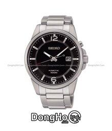 Đồng hồ nam dây thép không gỉ Kinetic SKA665P1