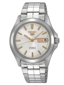 Đồng hồ nam dây thép không gỉ Seiko 5 Automatic SNKK89K1