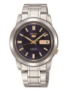 Đồng hồ nam dây thép không gỉ Seiko 5 Automatic SNKM43K1