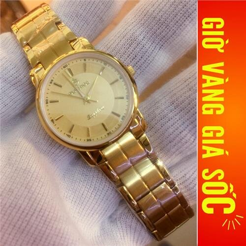 Đồng hồ nữ Sunrise DL749SWA-9FG