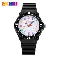 Đồng hồ trẻ em Skmei thời trang thể thao SK 1043 dây cao su (3 màu tùy chọn) LazadaMall