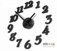 Dong ho tu tao DIY Clock