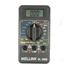 Đồng hồ đo điện tử Wellink HL-3000
