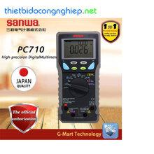 Đồng hồ đo điện vạn năng Sanwa PC710