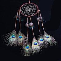 Dreamcatcher Lông Chim Công