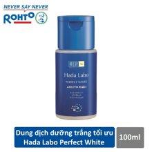Dung dịch dưỡng trắng da Hada Labo Perfect White 100ml