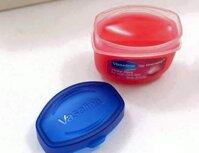dưỡng môi Vaseline dạng hũ