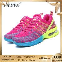 Eilyee Giày Nữ Bay Dệt Giày Sneaker Cho Nữ Giày Thể Thao Thời Trang Hoang Dã Giày Chạy Bộ