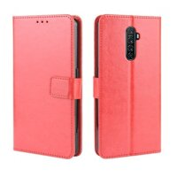 Flip Wallet Leather Case For OPPO Reno Ace Realme X2 pro