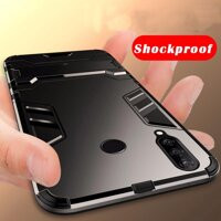 For Huawei Honor 9X Case Shockproof Kickstand Hybrid Hard Thin Rugged Armor Cover