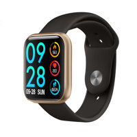 [Free Gift]Bakeey P80 Full Touch Screen Real-time Health Detection 8 Sports Mode 15Days Standby Smart Watch