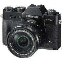 Fujifilm X-T20 + XC 16-50mm (Black)   Chính hãng