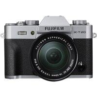 Fujifilm X-T20 + XC 16-50mm (Silver)   Chính hãng