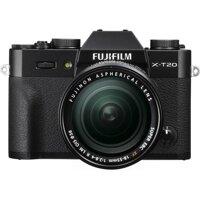 Fujifilm X-T20 + XF 18-55mm (Black)   Chính hãng