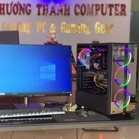 GAMING I3 9100F RAM 8GB SSD 256GB RX 580 4GB [bonus]