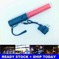 Gậy baton có đèn LED kèm sạc và dây treo từ tính tiện dụng chất lượng cao