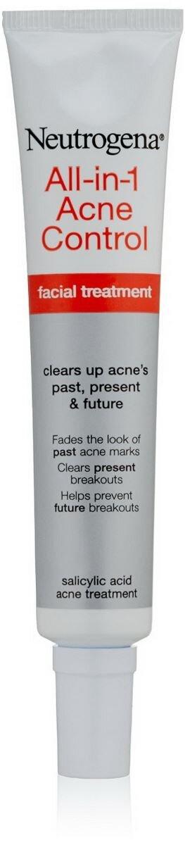 Kem trị mụn Neutrogena All-in-1 Acne Control Facial Treatment