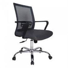 Ghế lưới xoay văn phòng chân sao mạ GL117M