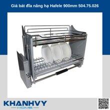 Giá bát đĩa nâng hạ Hafele 900mm 504.75.026