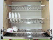 Giá bát đĩa tủ trên Luxury LX.0290
