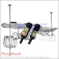 Gia treo ly inox nan China 750mm SB0301