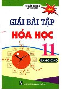 Giải bài tập Hóa học 11 nâng cao