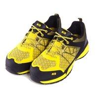 Giày bảo hộ K2-57 Hàn Quốc thấp cổ màu vàng