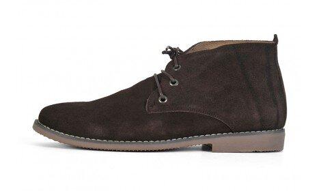 Giày cao cổ nam Sanvado LX-990