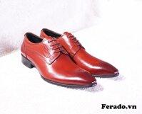 Giày nam thời trang cao cấp Hand made MARCO PAOLANP-L01