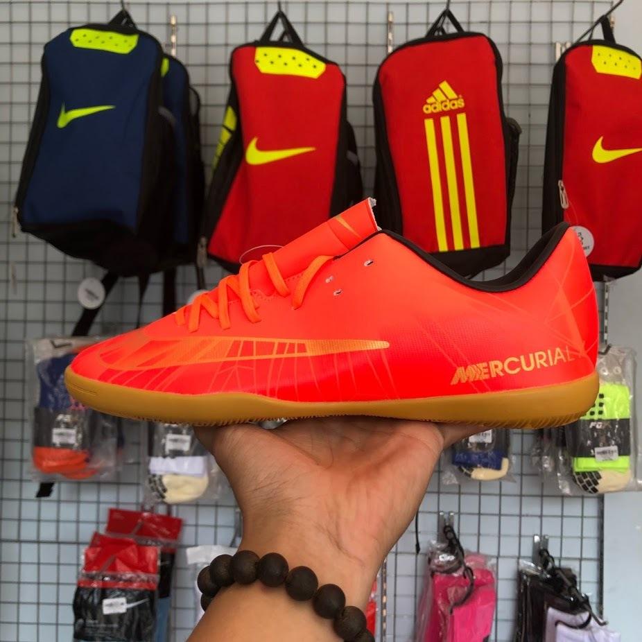 621e4be1fc2 Giày Nike Mercurial Vapor CR7 Chapter 5 (TF) Cam (Fake1)
