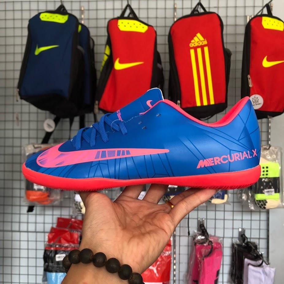 78c7a6c6e4a Giày Nike Mercurial Vapor CR7 Chapter 5 (TF) Xanh (Fake1)