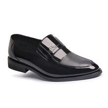 Giày Tây Da Nam Kiểu Xỏ Zapas Gt004