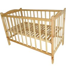Giường cũi trẻ em Vinanoi VNC-C301
