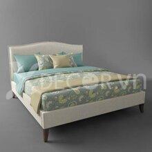GIƯỜNG NGỦ sofa nhập khẩu malaysia GN019