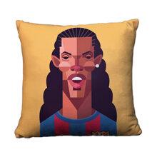 Gối vuông Ronaldinho - GVST113