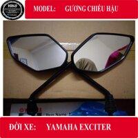 Gương chiếu hậu siêu bền Yamaha Exciter/Gravitar