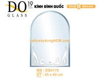 Gương nhà tắm giá rẻ Đình Quốc DQ 4178