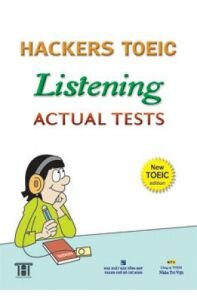 Hackers TOEIC listening actual tests
